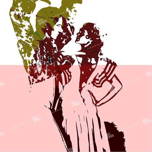 latin couple album art
