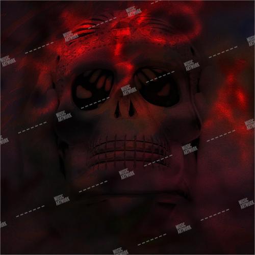 music, artwork, album, design, skull