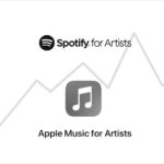 How do I get access to Spotify and Apple for Artists?
