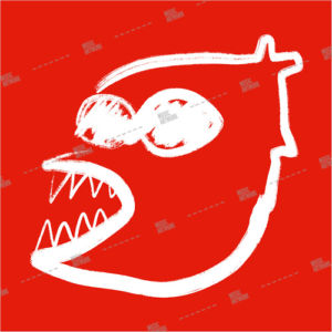 red album art with bird-killer