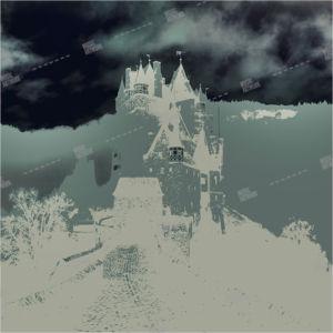 album art with castle