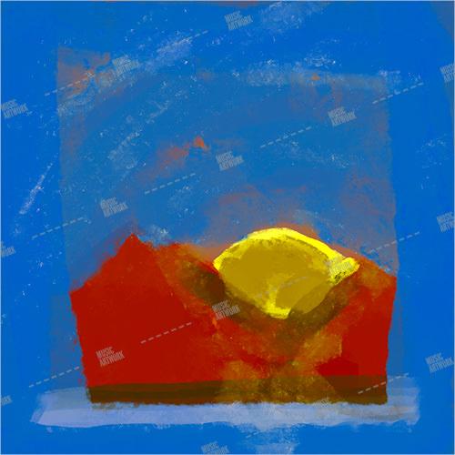 sunset painting art