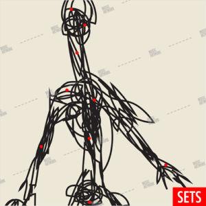 human figure artwork