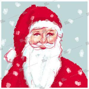 album art with santa clauss