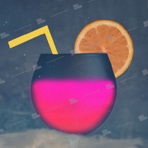 cocktail album cover