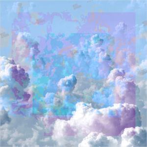 album artwork sky and clouds