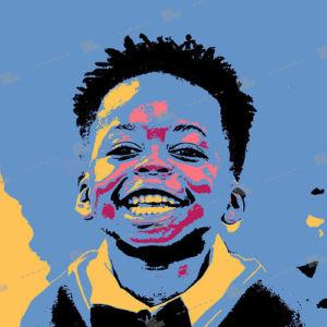 album artwork boy smile