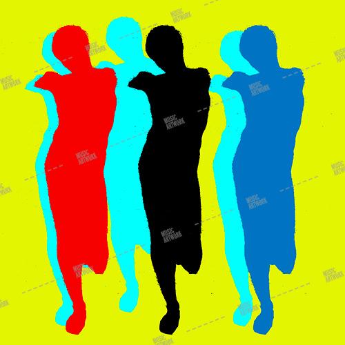 colour shadows of boys